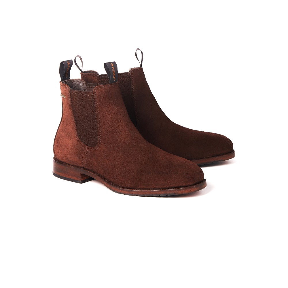 Dubarry of Ireland Dubarry Kerry Leather Ankle Boot in Cigar