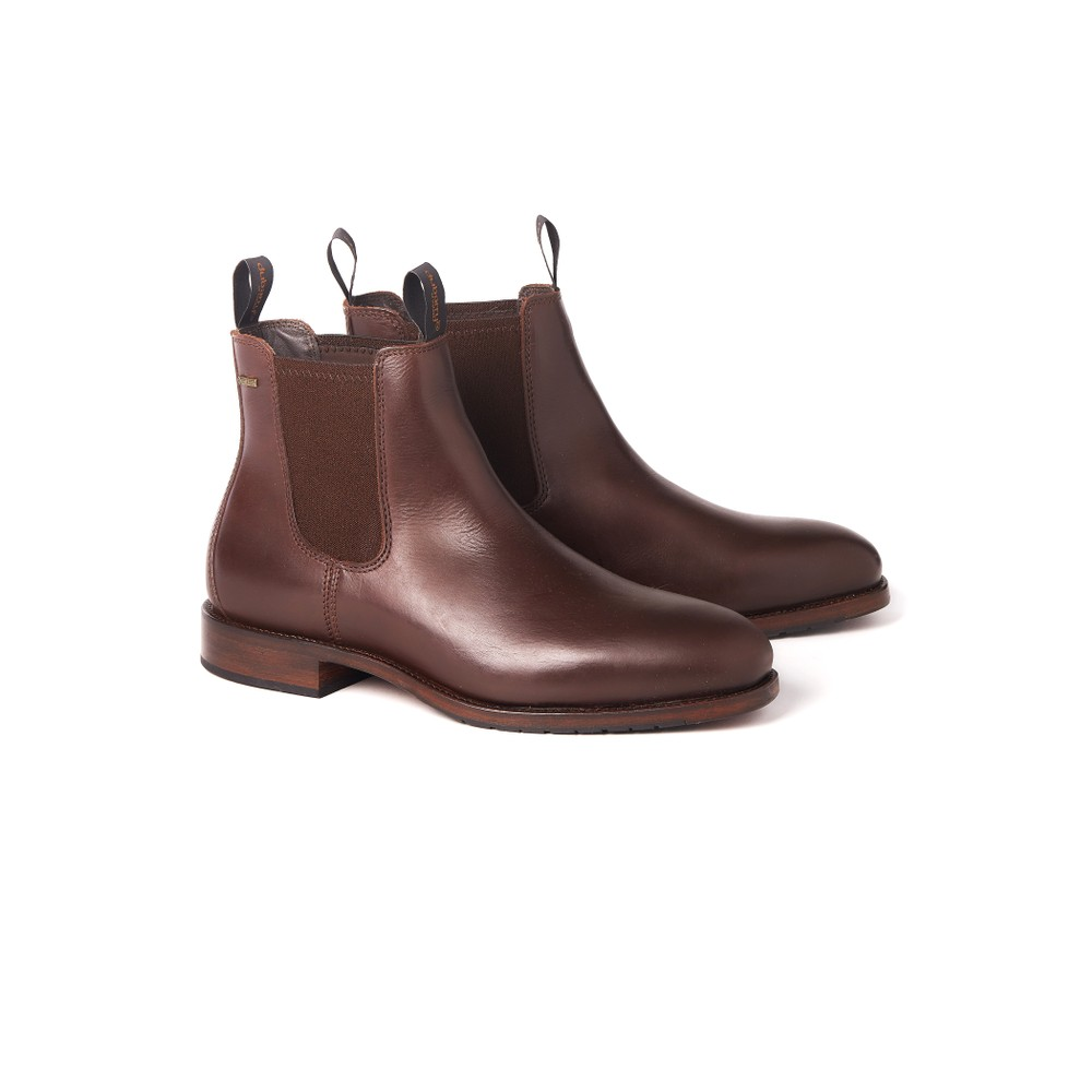 Dubarry of Ireland Dubarry Kerry Leather Ankle Boot in Mahogany