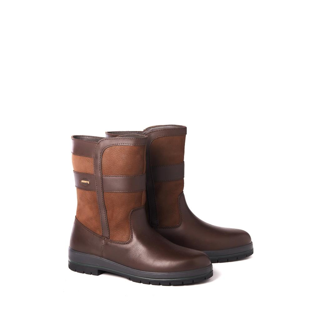 Dubarry of Ireland Dubarry Roscommon Leather Boot - Walnut