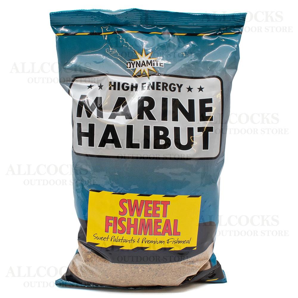 Dynamite Baits Marine Halibut Sweet Fishmeal Groundbait