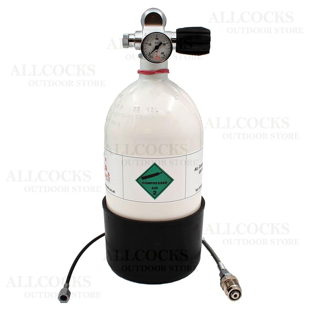 Hydrotech 300 Bar Air Cylinder