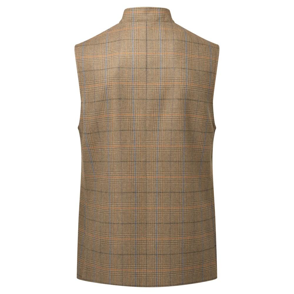 Schoffel Holcot Tweed Waistcoat Arran