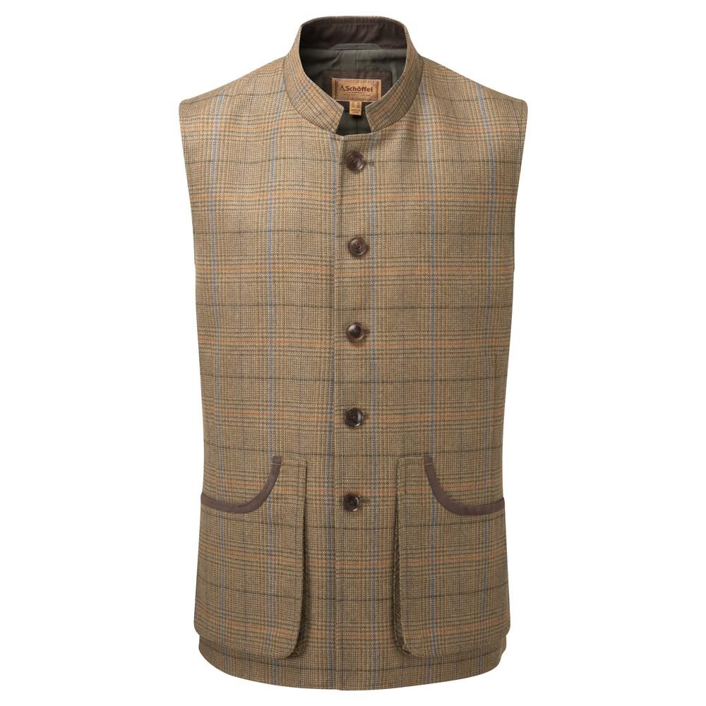 Schoffel Holcot Tweed Waistcoat