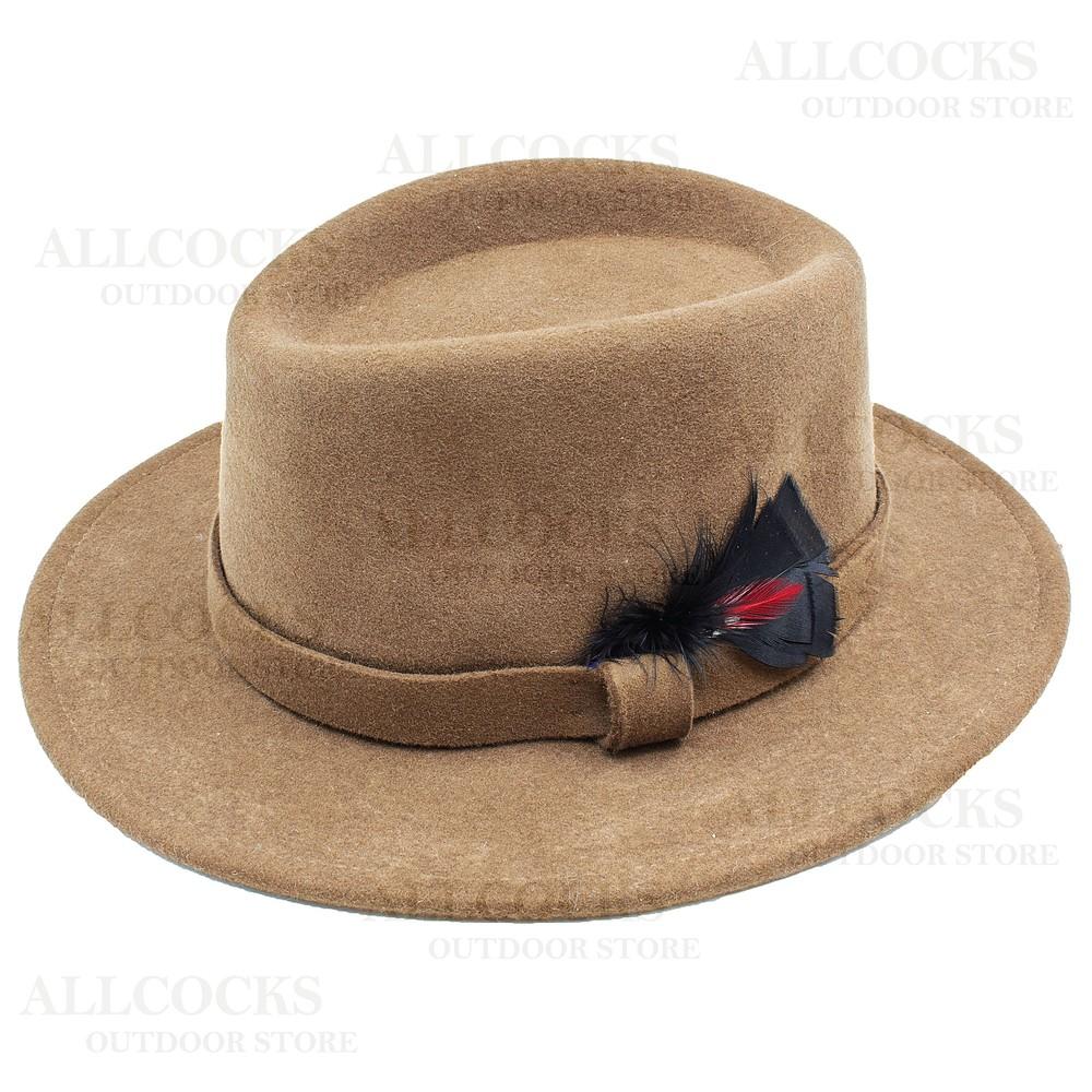 Olney Bushman Felt Hat - Medium