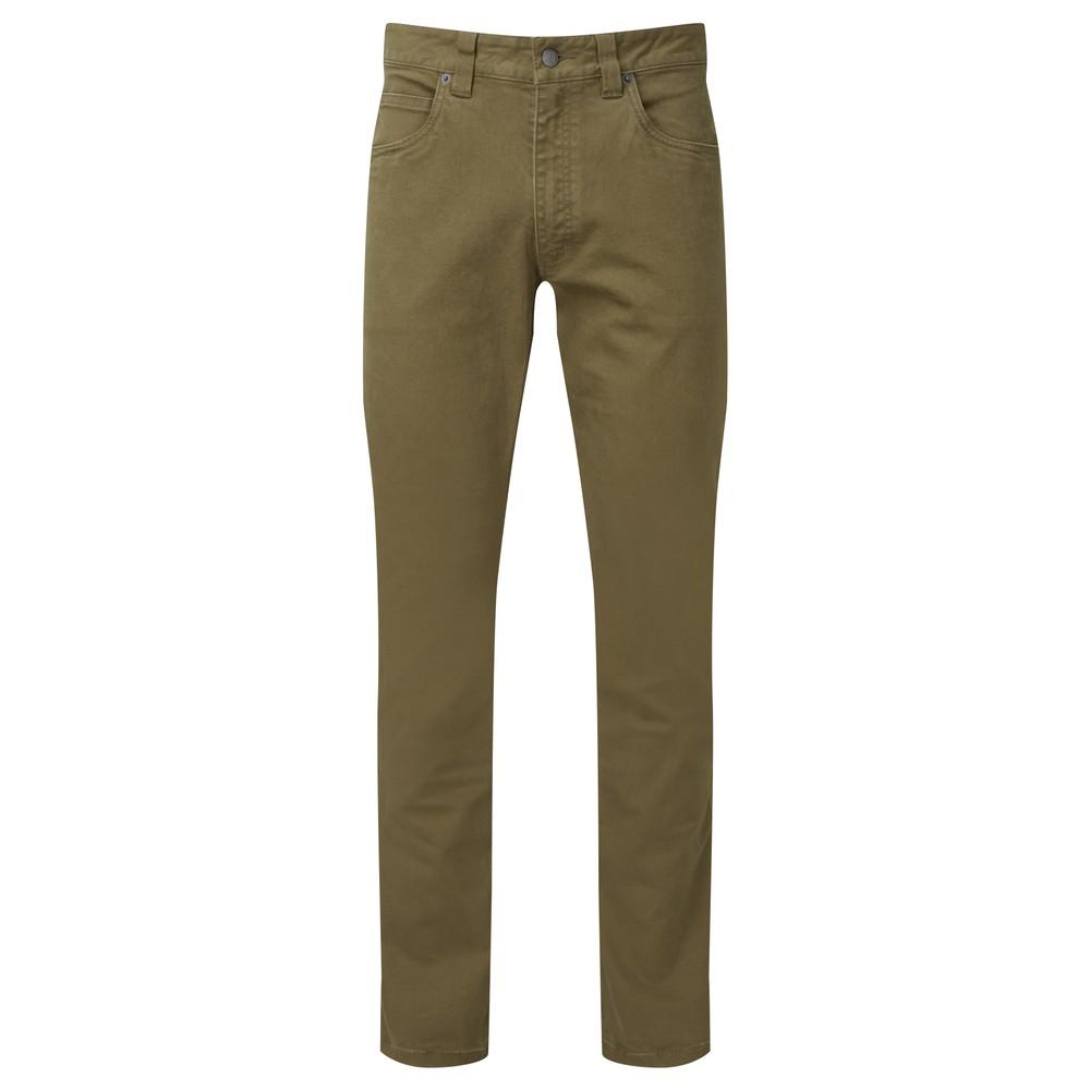 Schoffel Canterbury 5 Pocket Jean - Regular