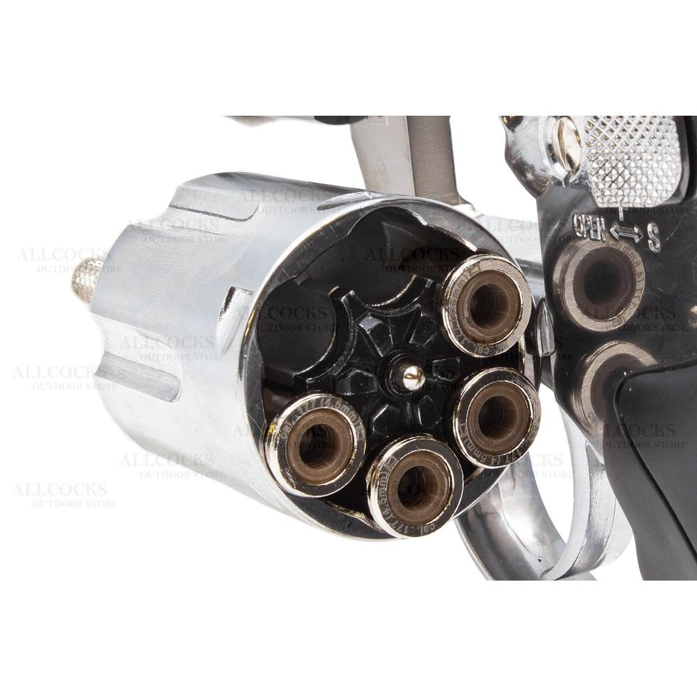 Umarex Legends S25 Co2 Air Pistol - .177 Nickel