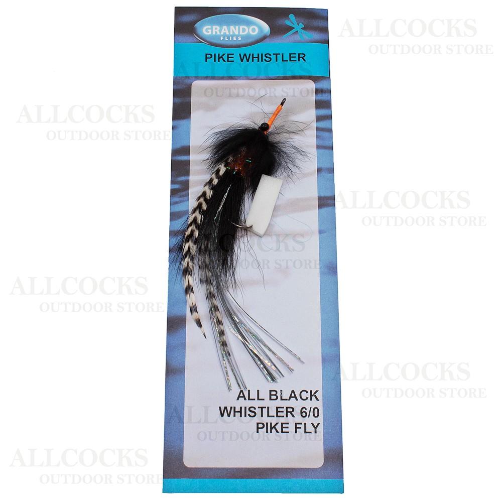 Grando Flies Pike Whistler Pike Fly