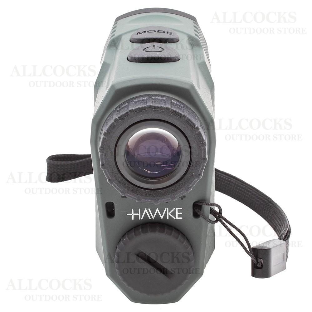 Hawke Laser Range Finder 400 - 6x25 Green