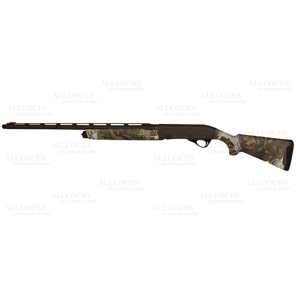Franchi Affinity Elite 3.5 Semi-Automatic Shotgun - Cobalt Cerakote / Optifade Timber Camo