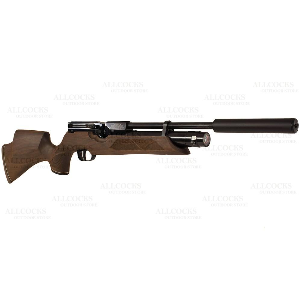Weihrauch HW100 K Sporter Air Rifle Walnut