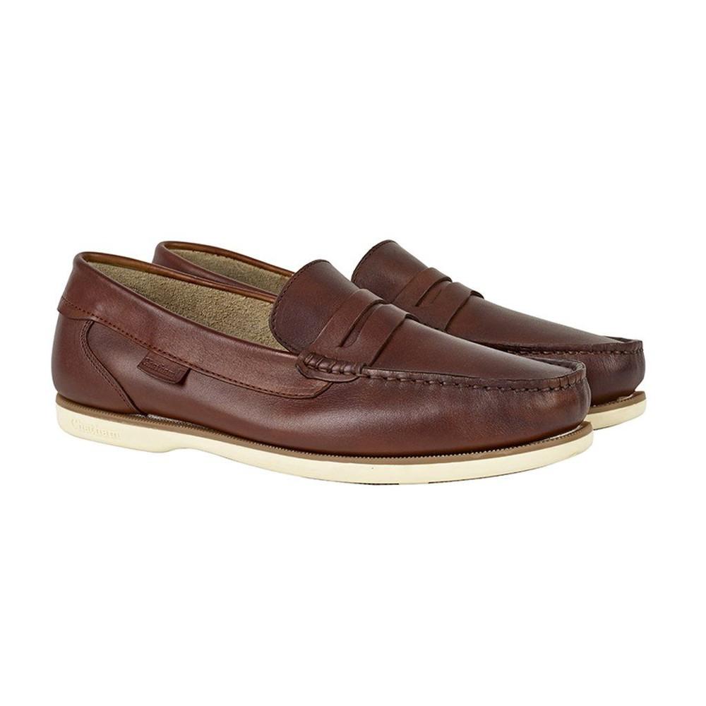 Chatham Chatham Faraday Loafer Shoe - Coffee