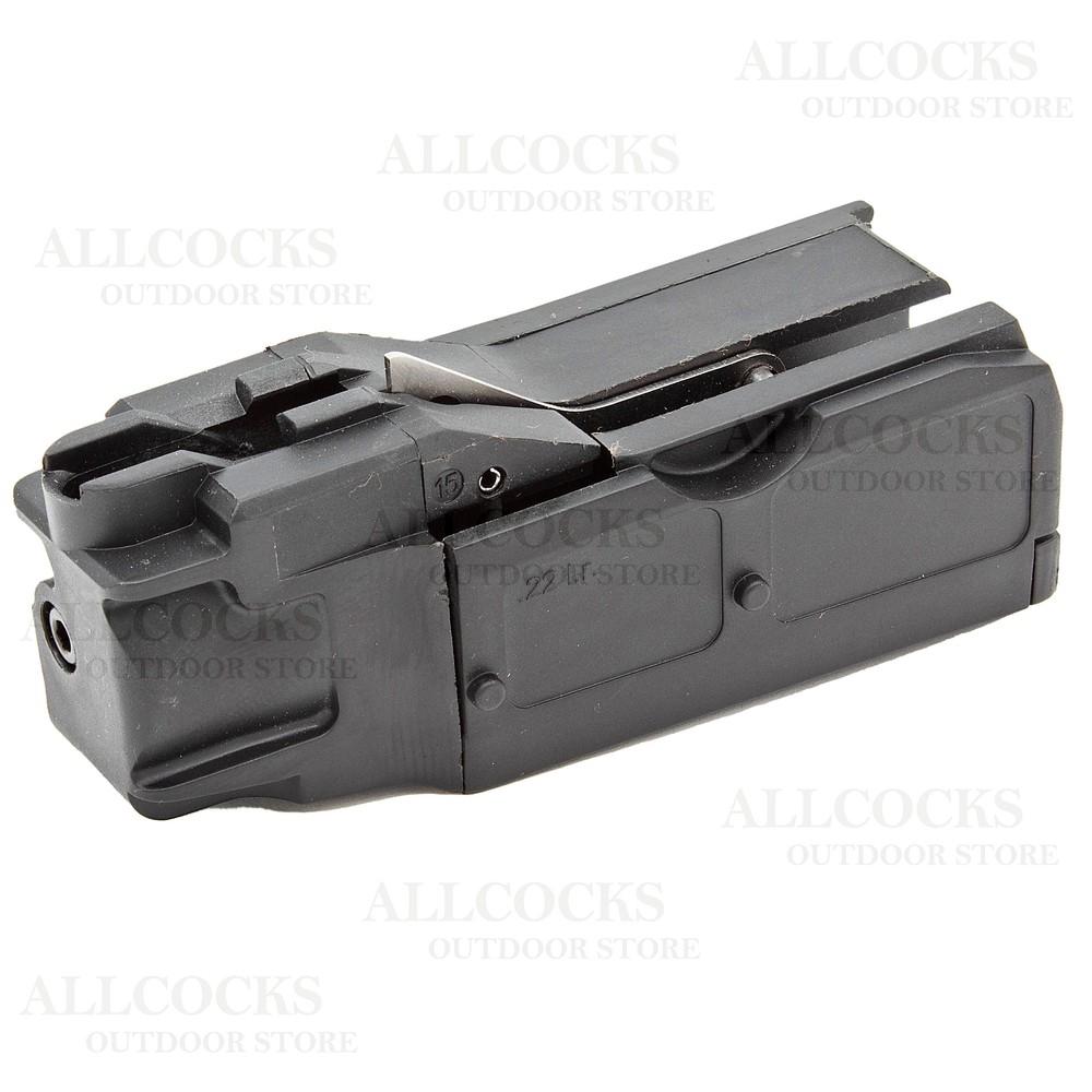 Blaser R8 Rimfire Conversion Kit - .17HMR Black