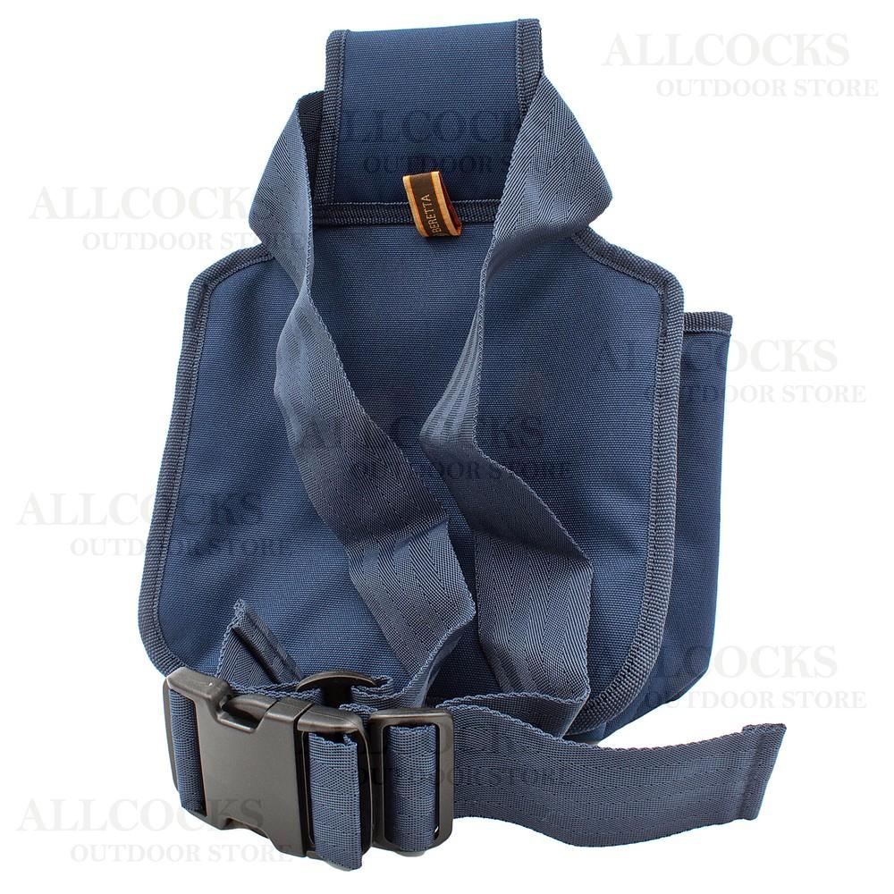 Beretta Uniform Pro EVO Cartridge Pouch Blue
