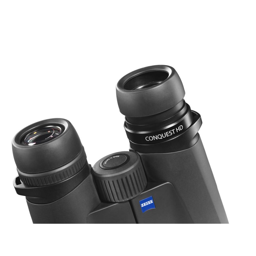 Zeiss Conquest HD Binoculars - 8x42 Black