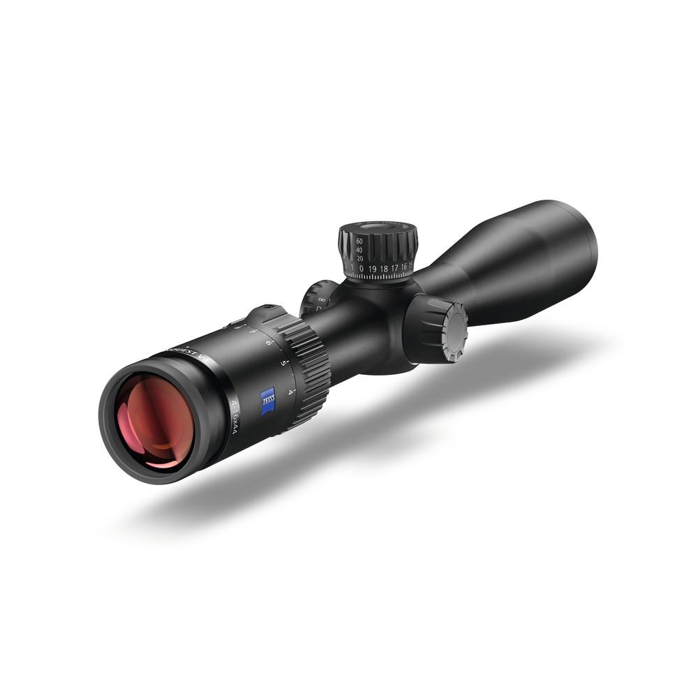 Zeiss Conquest V4 Rifle Scope - 4-16x44 - Ballistic Turret (Elevation) -  Illuminated Reticle #60 Black
