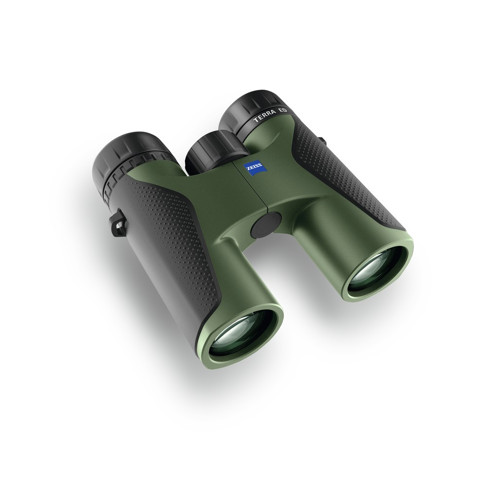 Zeiss Terra ED Binoculars - 8x32 Black/Green