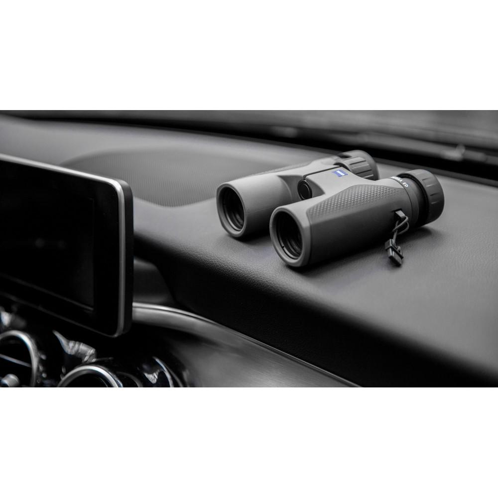 Zeiss Terra ED Binoculars - 10x32 Black/Grey