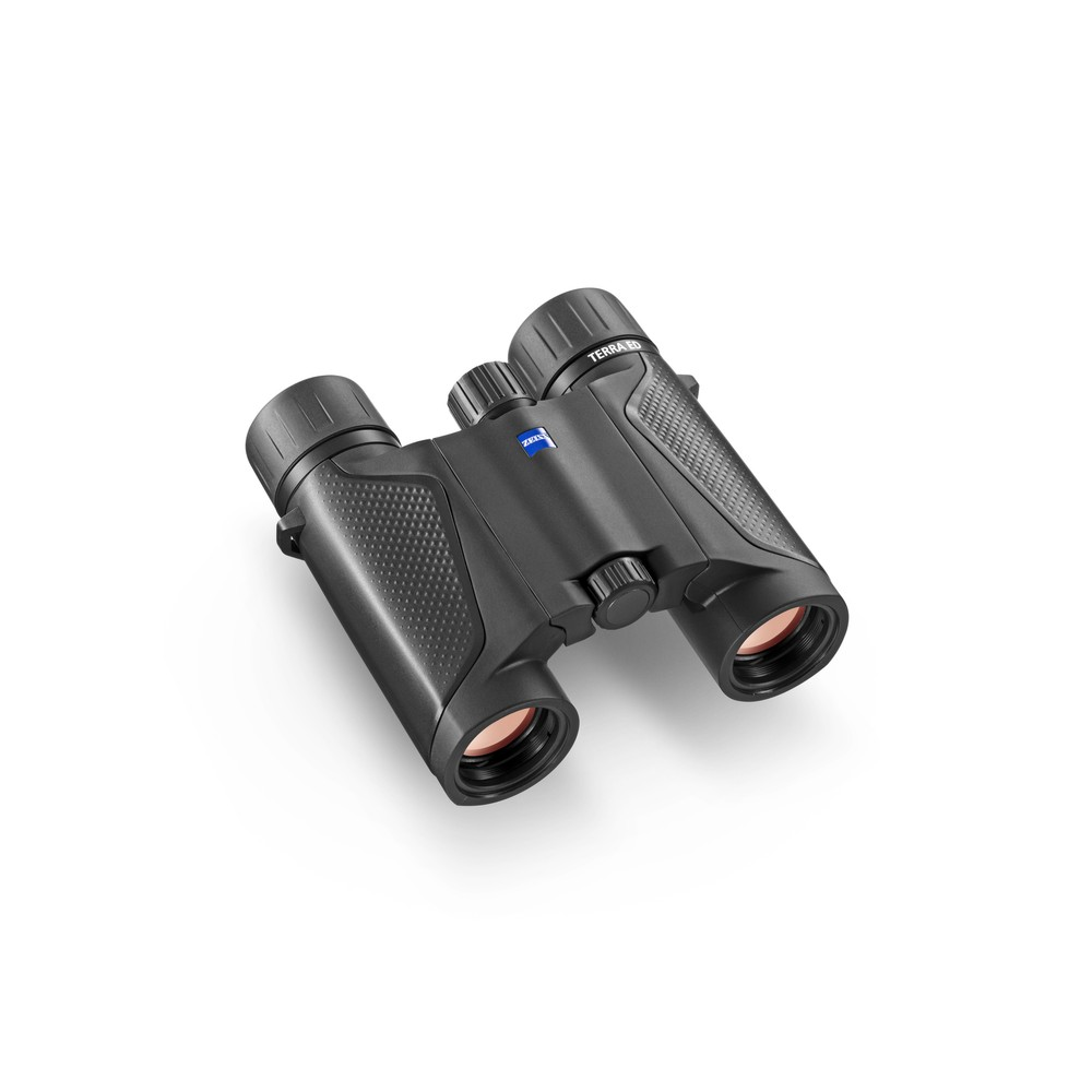 Zeiss Terra ED Pocket Binoculars - 8x25 Black