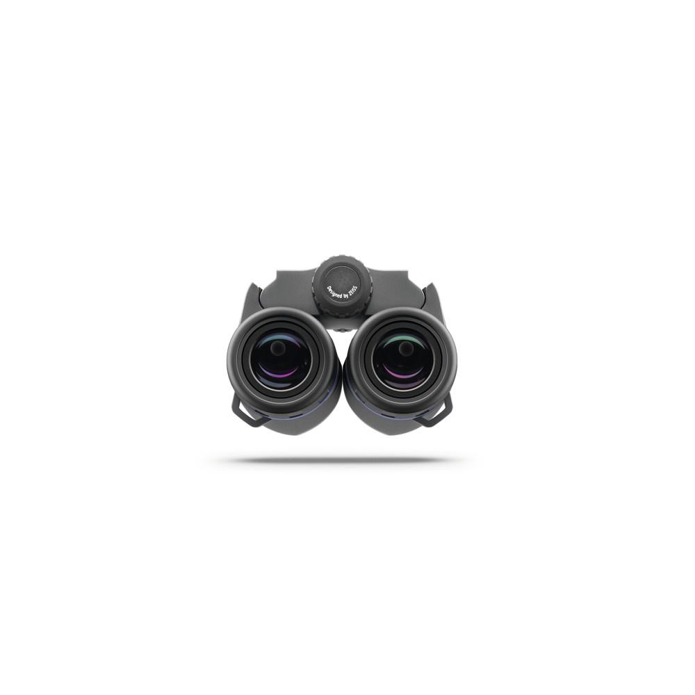 Zeiss Terra ED Pocket Binoculars - 10x25 Black/Grey