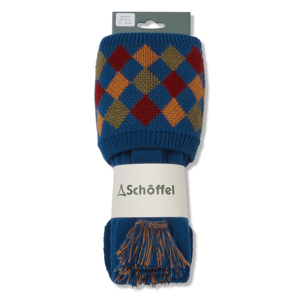 Schoffel Schoffel Ptarmigan Pro Sock - Royal Blue