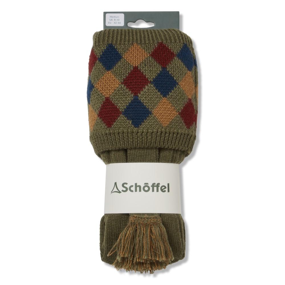 Schoffel Ptarmigan II Sock Moss