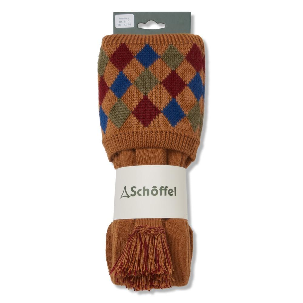 Schoffel Schoffel Ptarmigan II Sock - Toffee