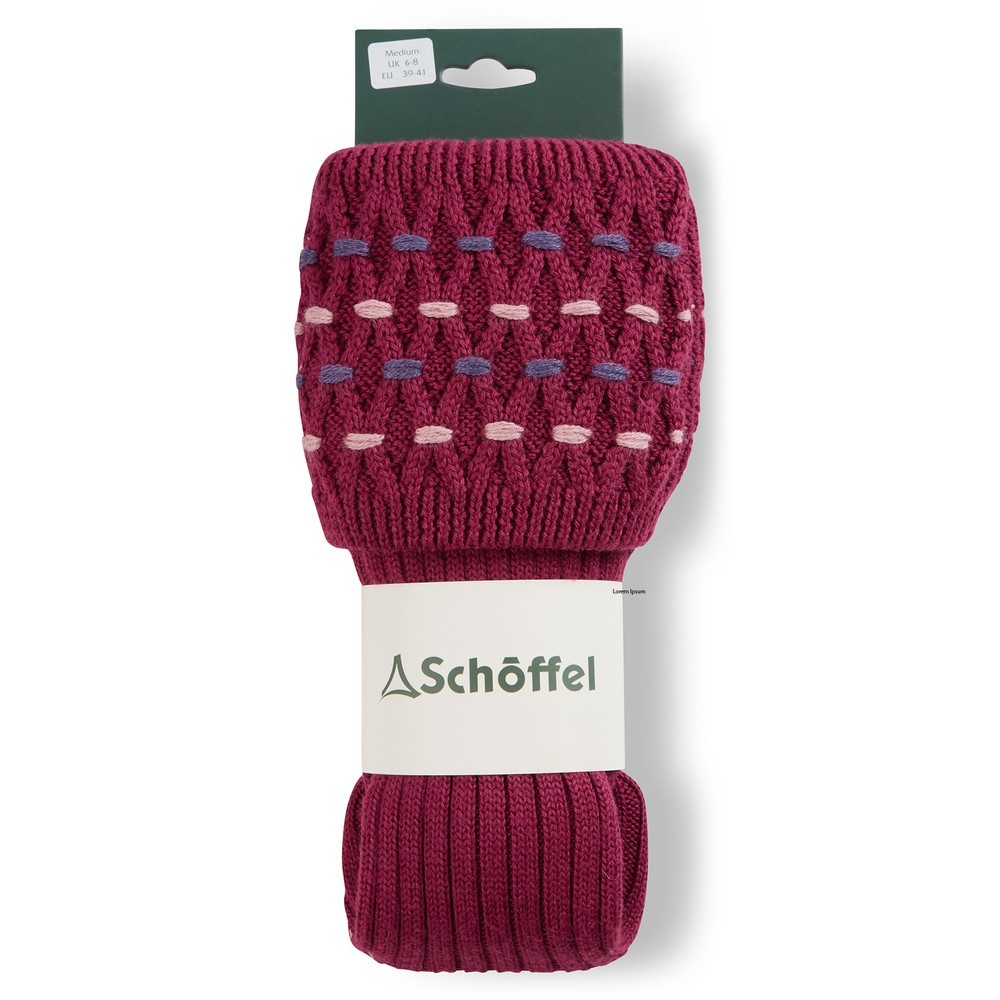 Schoffel Ladies Stitch Sock II