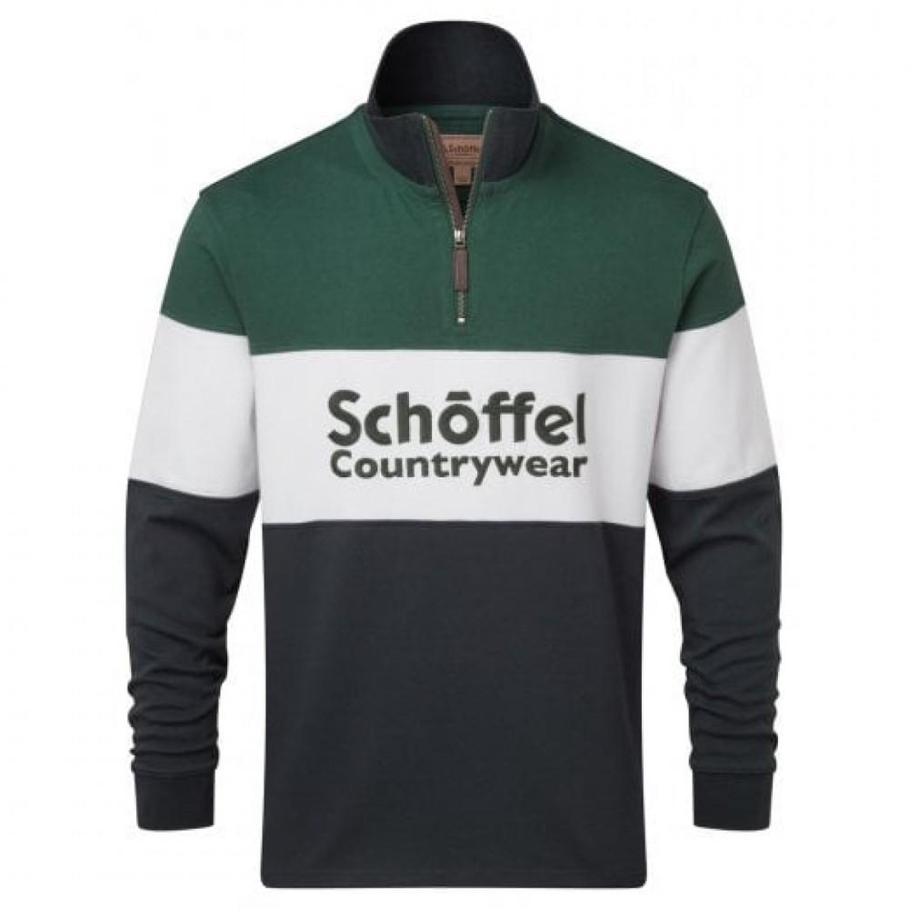 Schoffel Heritage 1/4 Zip
