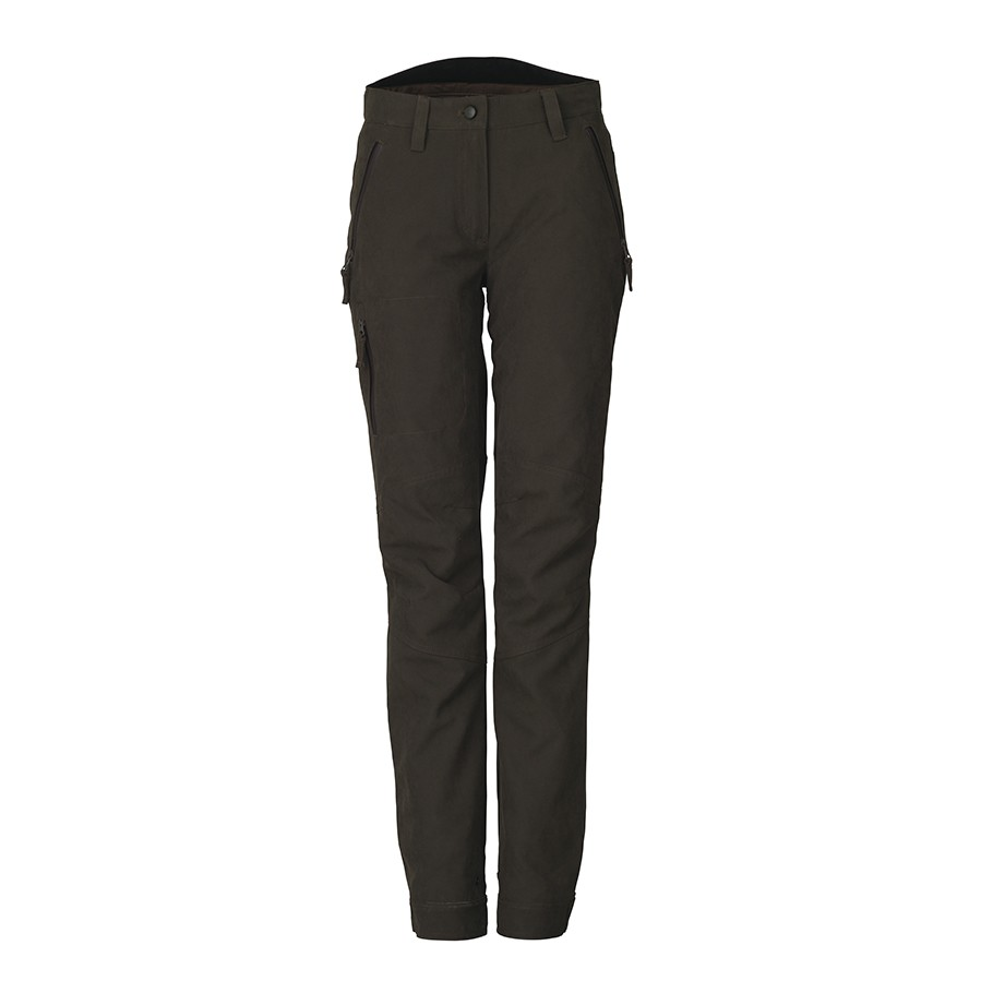 Laksen Laksen Lady Trackmaster Trousers - Green