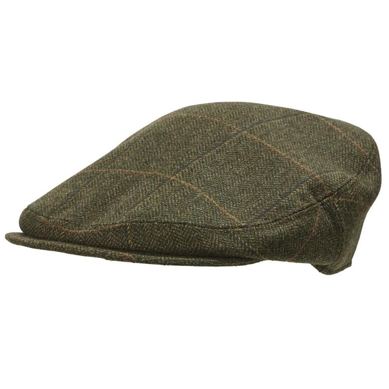 Musto Musto Technical Tweed Cap - Balmoral