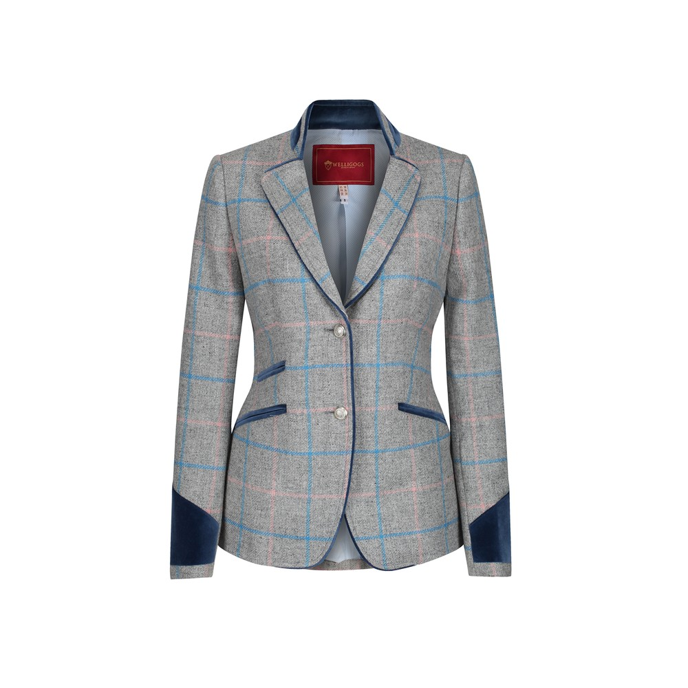Welligogs Ascot Wool Fitted Jacket