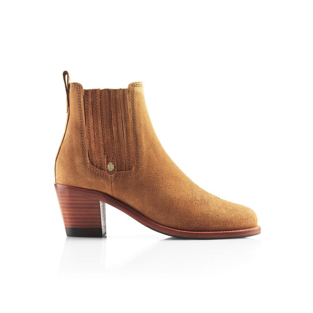 Fairfax & Favor Rockingham Ankle Boot Tan