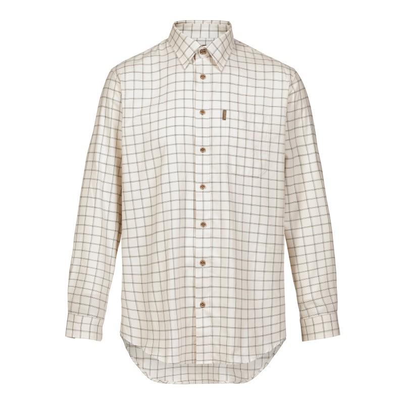 Musto Musto Classic Twill Shirt - Teal Night