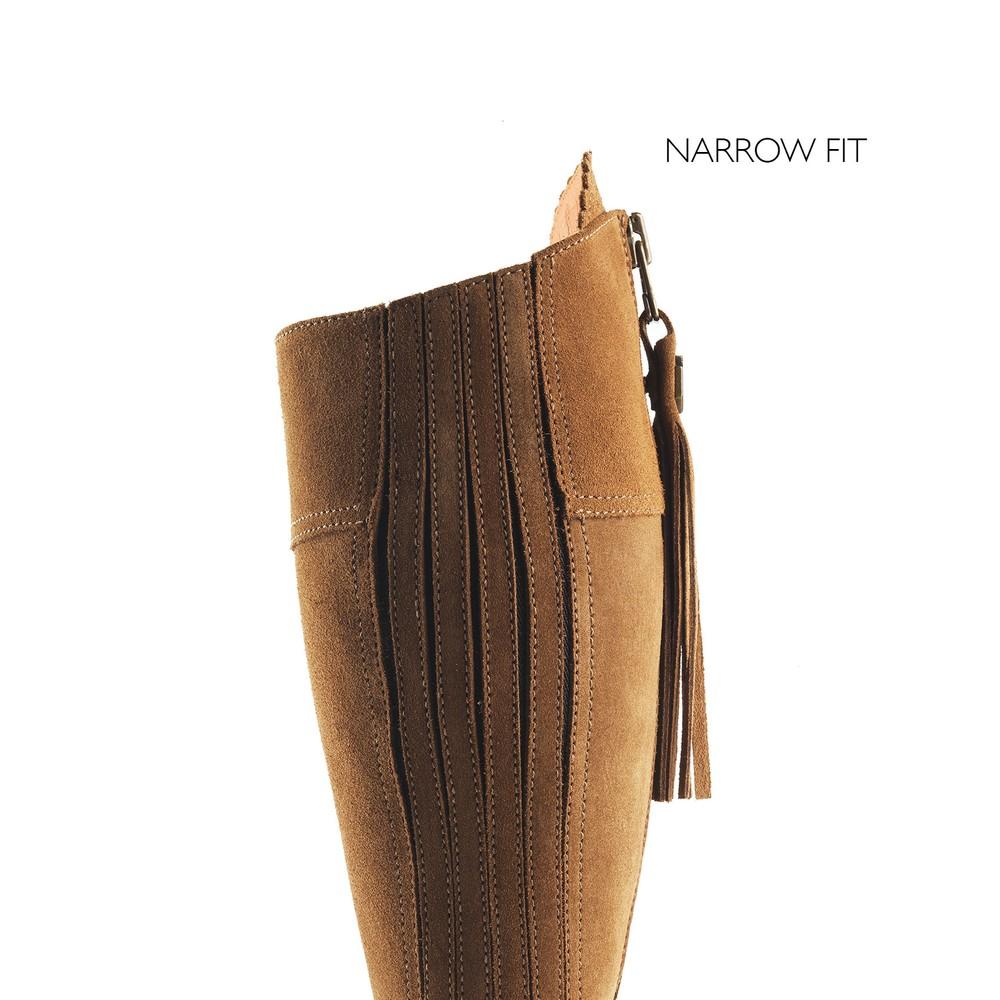 Fairfax & Favor Regina Boot - Narrow Fit Tan