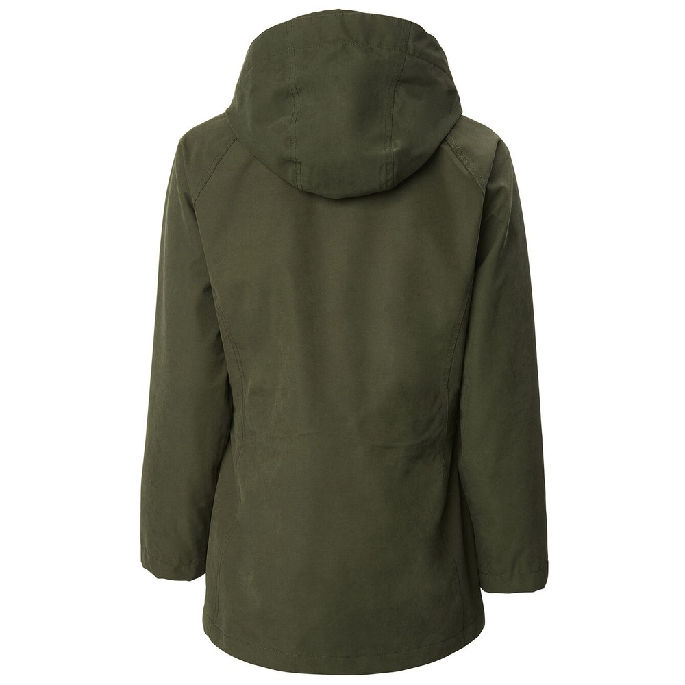 Musto Burnham Ladies Jacket Deep Green