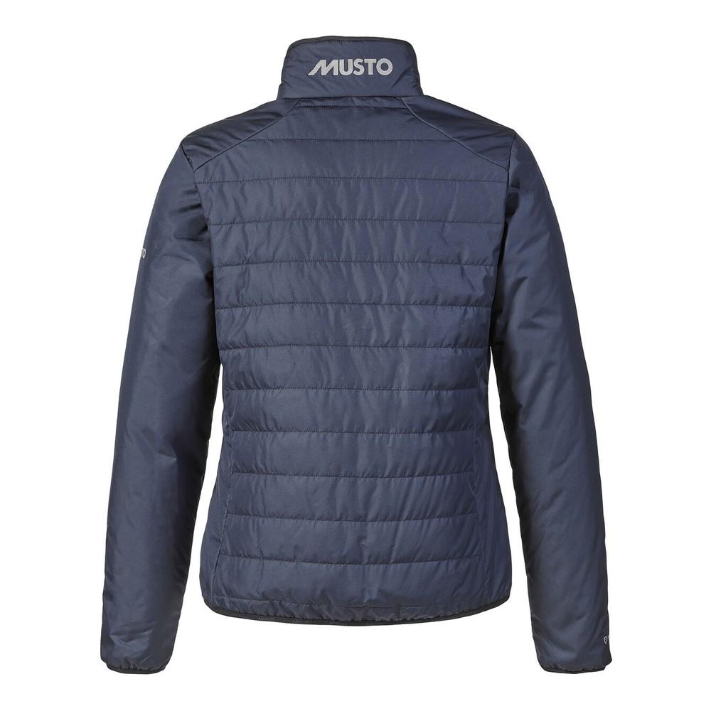 Musto Womens Corsica Primaloft Jacket True Navy