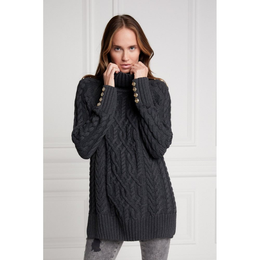 Holland Cooper Greenwich Cable Knit