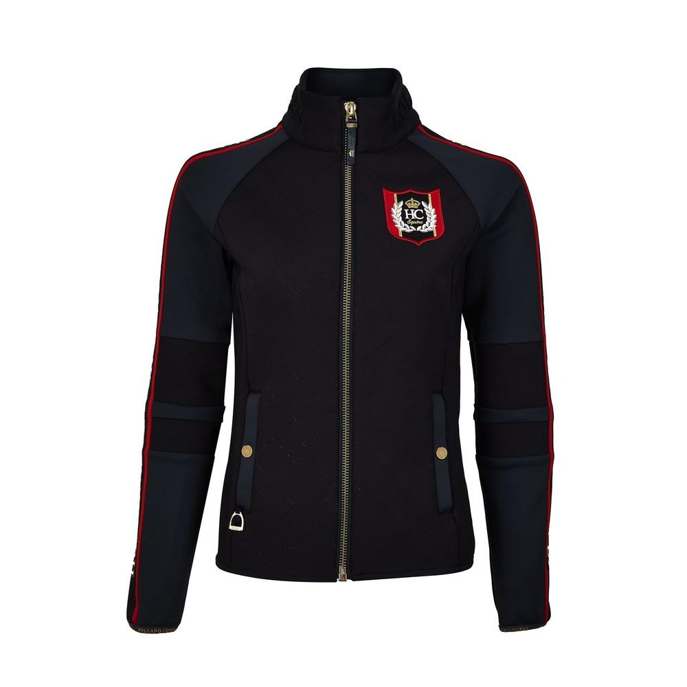 Holland Cooper Coach Jacket Black