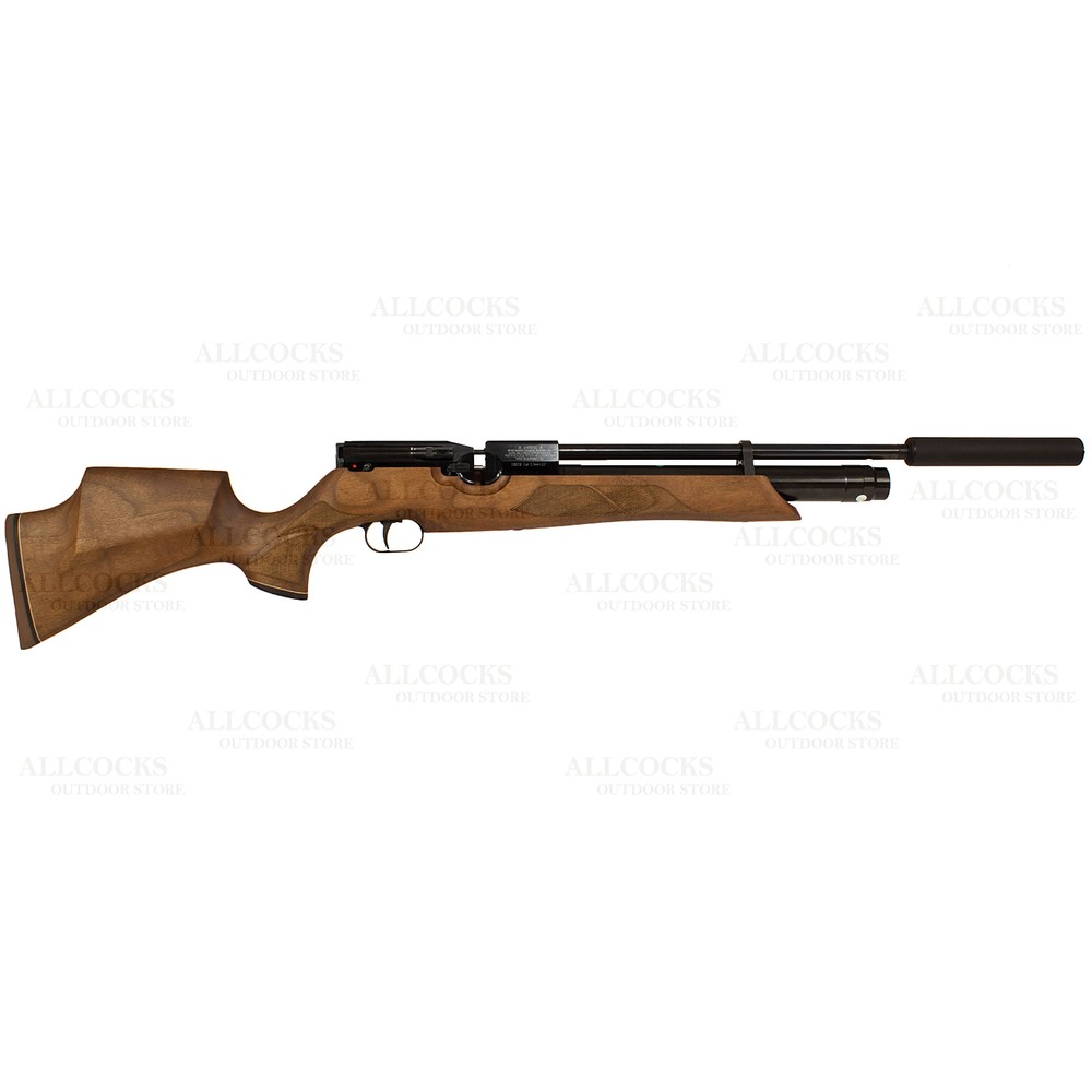 Weihrauch HW100 S Air Rifle Walnut
