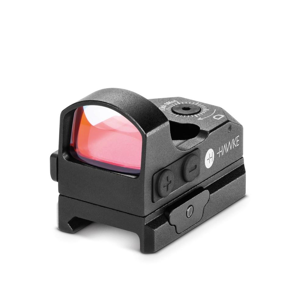 Hawke Micro Reflex Sight - 3 MOA - Weaver Black