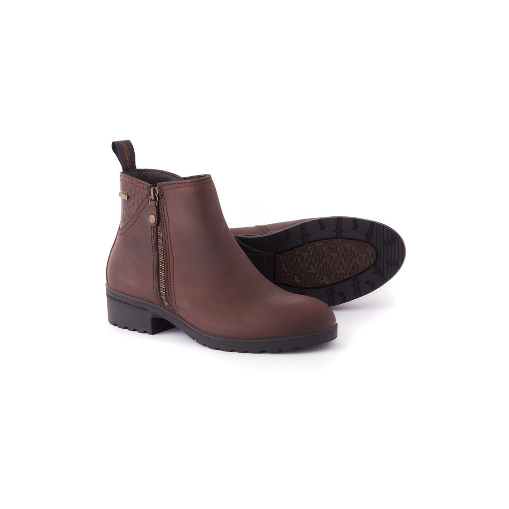 Dubarry of Ireland Dubarry Carlow Leather Boot Old Rum