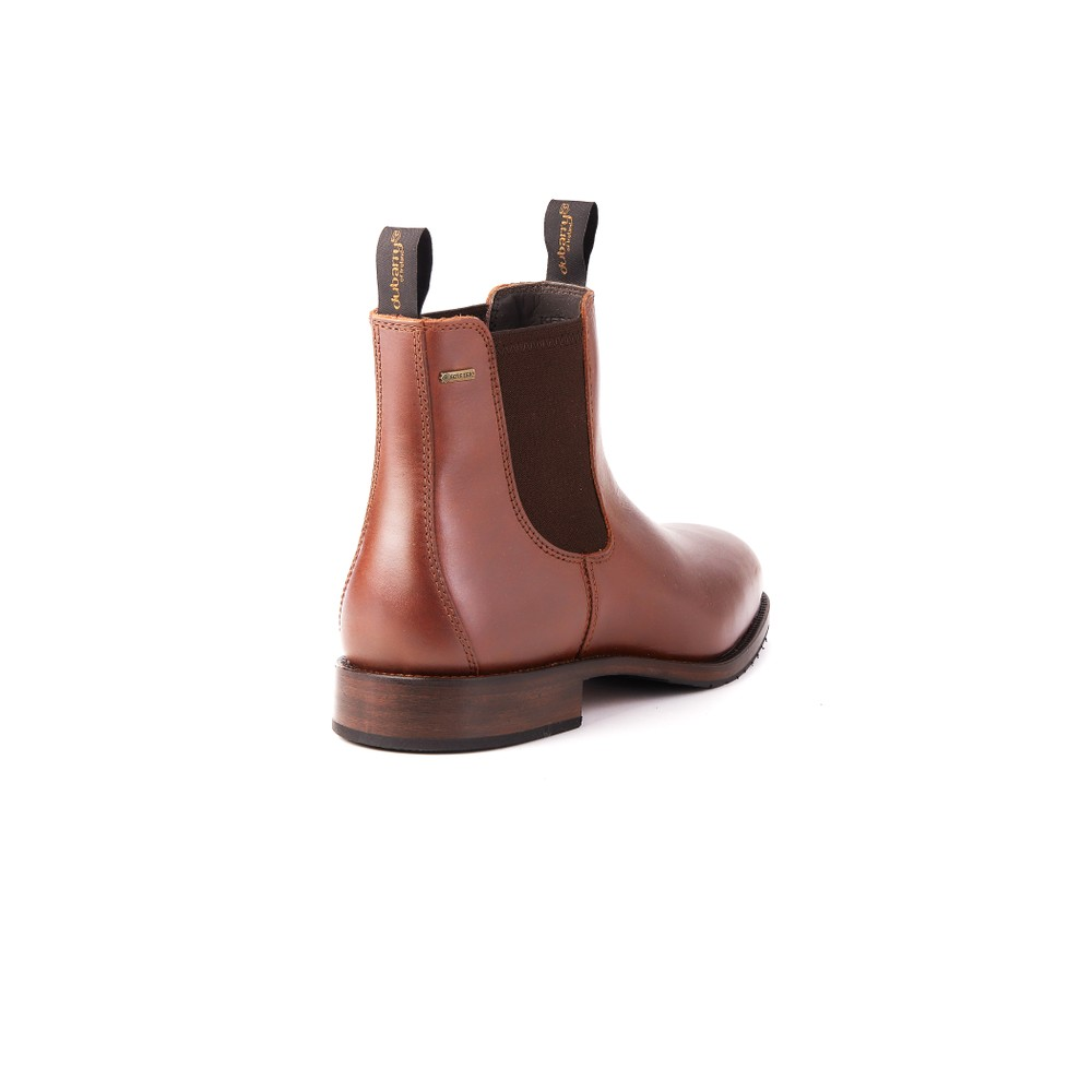 Dubarry of Ireland Dubarry Kerry Leather Ankle Boot Chestnut