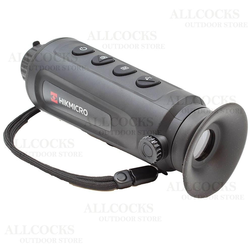 HIK Micro Lynx Pro 25mm Thermal Monocular Black