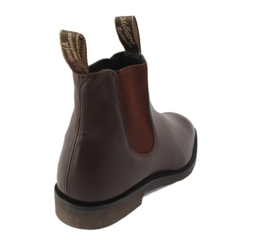 Ian Harold Grazier Boot Chocolate
