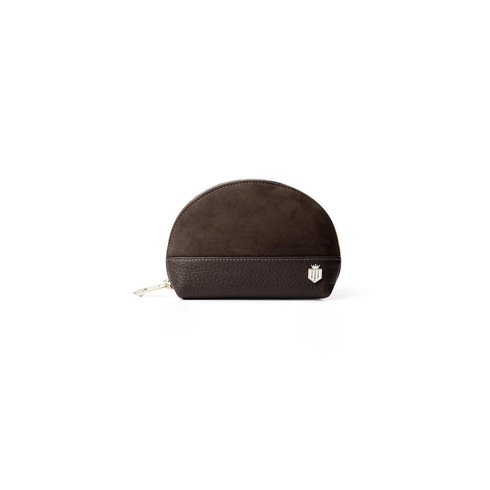 Fairfax & Favor Fairfax & Favor Chiltern Coin Purse - Chocolate