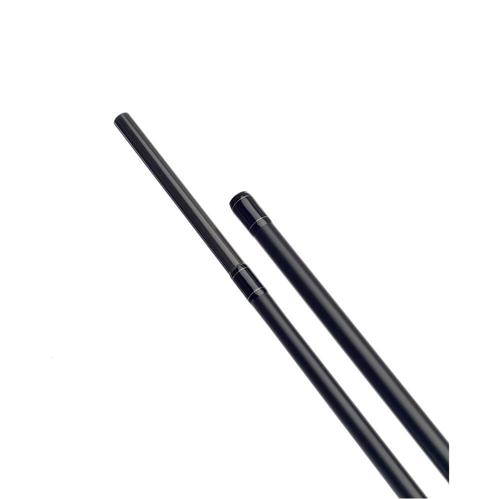 Daiwa Ninja Spin Rod - 7ft - 2 Piece - 5-25g (702MLFS) Black
