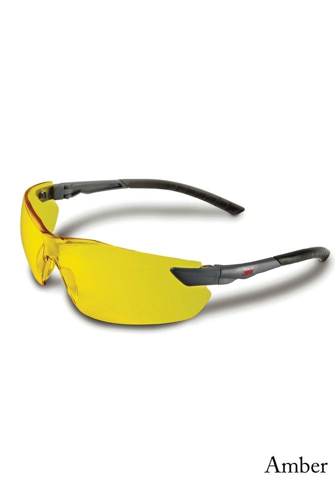 Peltor 3M Classic Shooting Glasses Amber