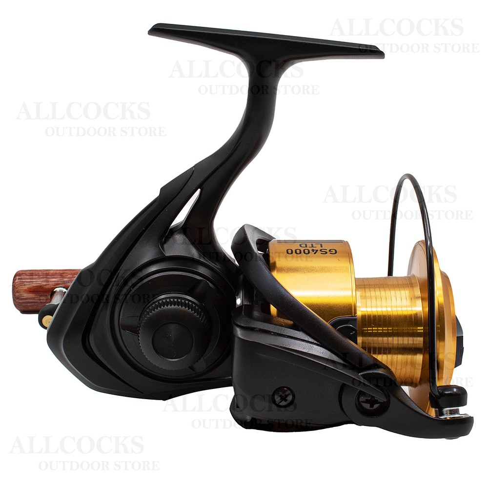 Daiwa GS4000 LTD Reel Black/Gold