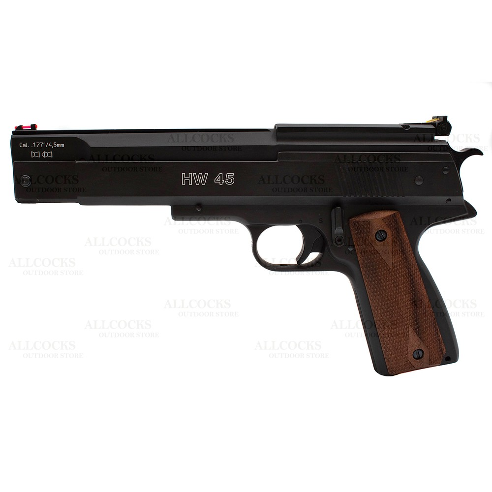 Weihrauch Pre-Owned  HW45 Air Pistol - .177