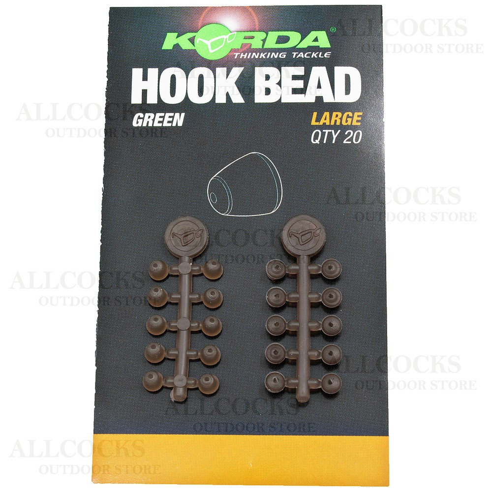 Korda Hook Bead - Large